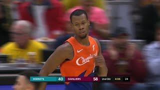 2nd Quarter, One Box Video: Cleveland Cavaliers vs. Charlotte Hornets