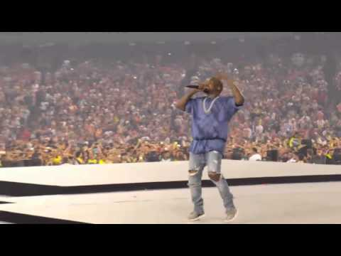 Kanye West Performance Directed by Paul Becker