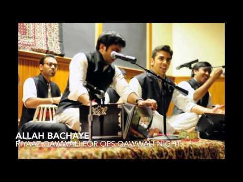 Allah Bachaye -- Riyaaz Qawwali - Presented By Columbia Organization Of Pakistani Students video