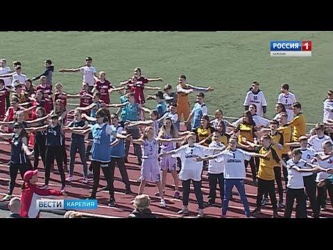Президентские состязания школьников в Карелии побили рекорды массовости