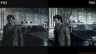 The Evil Within PS4 Vs PS3 Graphics Comparison