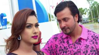Selfie  Raja Babu 2015  Full Bangla Movie Song  Shakib Khan  Apu Biswas  Bobby Haque   YouTube1