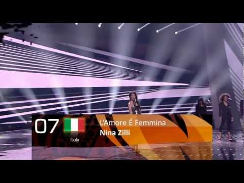 Eurovision 2012: My Top 42 !!