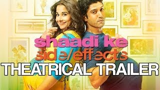 Come On Pappu - Shaadi Ke Side Effects | Theatrical Trailer ft. Farhan Akhtar & Vidya Balan