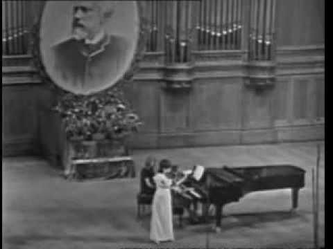Концерт лауреатов IV Международного конкурса им. П.И. Чайковского