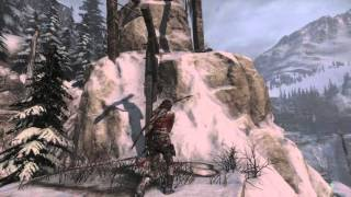 """Rise of The Tomb Raider - Communication Breakdown: Destroy 5/5 Comm Towers """"Captured"""" Log, Wolves"""