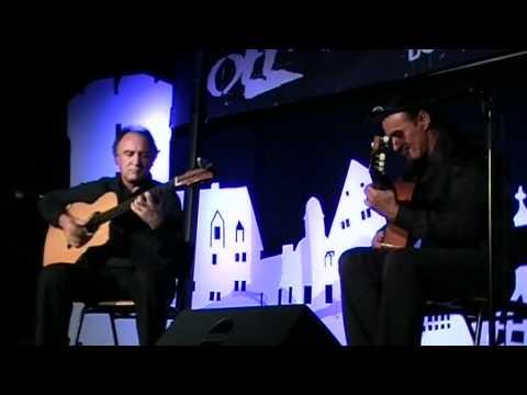 Peter Finger und Lulo Reinhardt 2