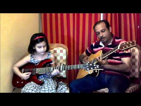 Lakdi Ki Kathi On Guitar By Misti video