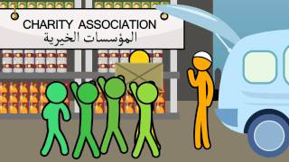 Month of Sharing, NOT Hoarding ┇FUNNY┇ www.ProductiveMuslim.com ┇Smile…itz Sunnah┇