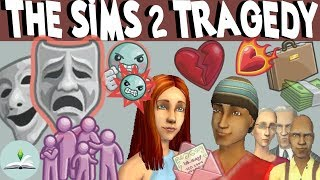 THE COOKS OF VERONAVILLE  | The Sims Tragedy Part 2  |  The Monty Family | The Sims Lore