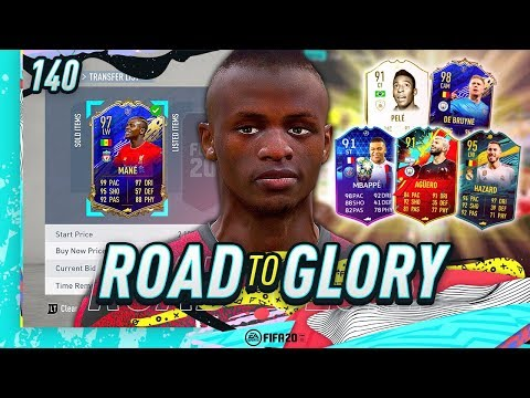 FIFA 20 ROAD TO GLORY #140 - WHICH ONE?!