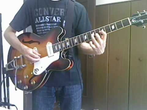 A hard day s night (The Beatles Guitar Cover)