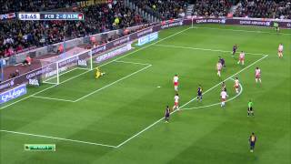 Barcelona vs Almeria Full Match 1080i HD | 08-04-2015