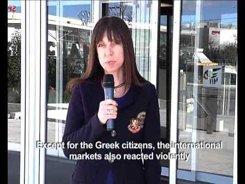 Greek Economy in Crisis