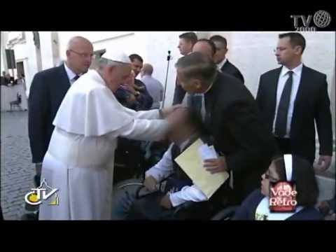 L'ESORCISMO DI PAPA FRANCESCO