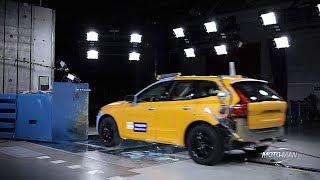 2018 Volvo XC60: How Volvo Engineers Safety & the Man Behind it @ Volvo: Graeme McInally