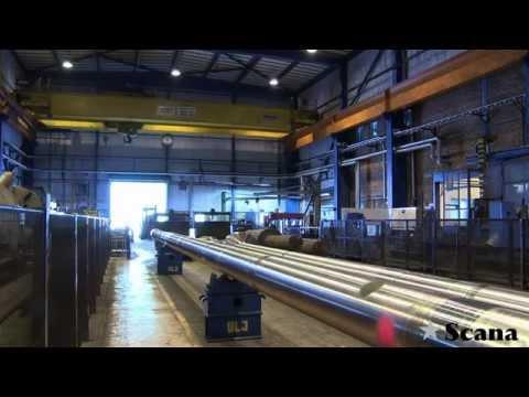 Scana Energy Production process