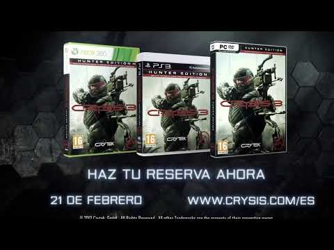 Armas Letales | Crysis 3 | Full HD