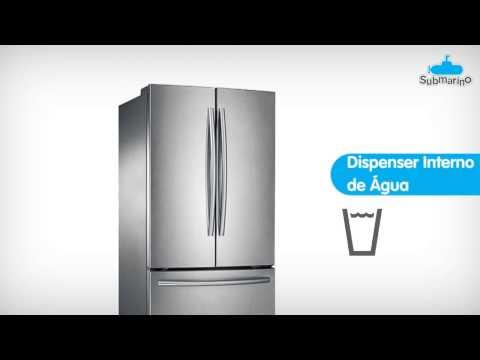 Refrigerador Samsung French Door 543L - Submarino.com.br