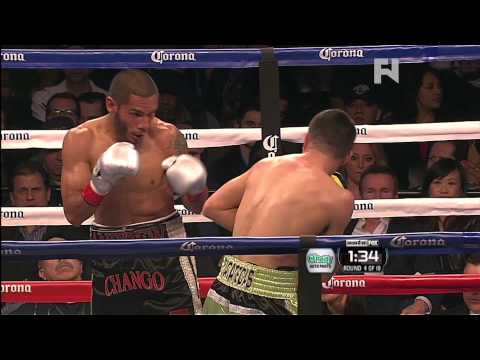 Golden Boy Rios vs Cancio  Fight Network Recap