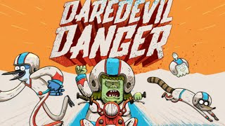 Games: Regualr Show - DAREDEVIL DANGER