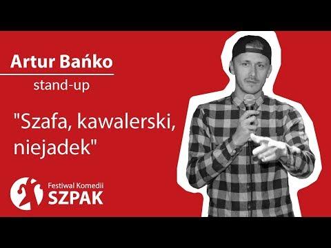 Artur Bańko Stand-up -