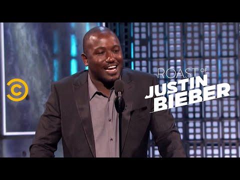 Roast Of Justin Bieber - Hannibal Buress - Not A Big Fan video