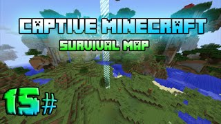 [Minecraft - Map] 15# Captive Minecraft - C
