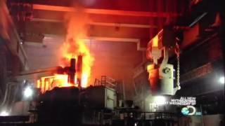 Steel Dynamics - furnace