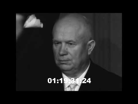 Хрущев уделывает Америку (Khrushchev Does America) документальный фильм