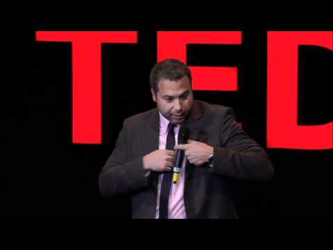TEDxDoha - Ahmed Ahmed - When it Comes to Laughter,  We Are All Alike