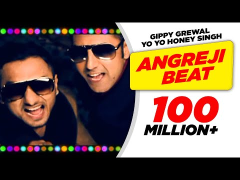 Angreji Beat - Gippy Grewal Feat. Honey Singh Full Song 1080p video