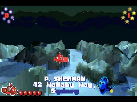 [TAS] GBA Finding Nemo by Odongdong in 17:47.83