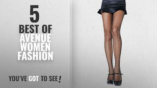 Avenue Women Fashion [2018 Best Sellers]: Leg Avenue Women's Industrial Net Pantyhose, Black,One