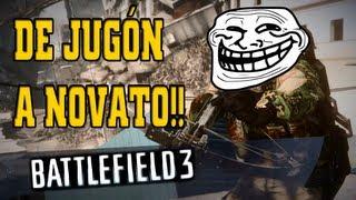 BATTLEFIELD 3: Aftermath - Ballesta Gameplay - De Jugón a Novato!!