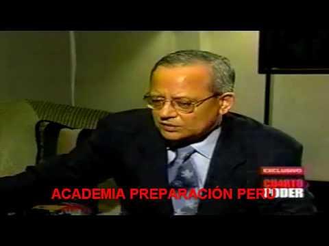 César Hildebrandt habla del Colegio Militar Leoncio Prado