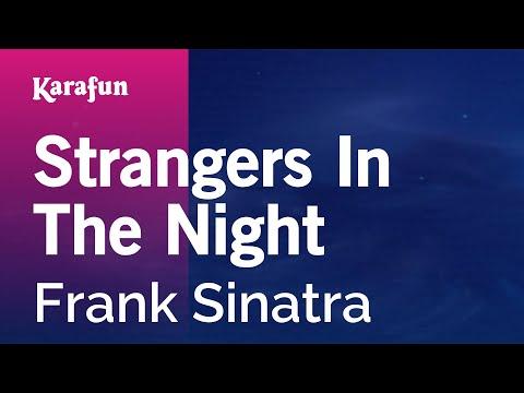 Karaoke Strangers In The Night - Frank Sinatra *