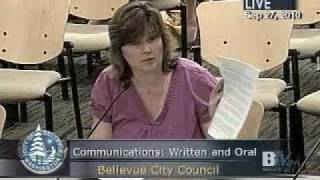 Bellevue City Council Falls Into Chaos
