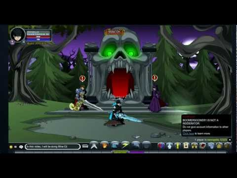 =AQW= Blinding Light of Destiny Farming ~ Mine Crafting Metals (Part 3)