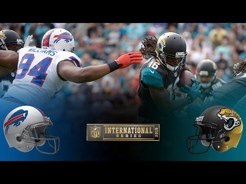 Yahoo! will live stream Bills vs. Jaguars London game in 2015