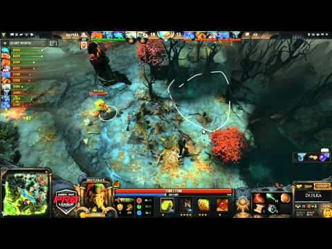 VP vs Empire Game 1 - joinDOTA MLG Pro League Europe - @DurkaDOTA