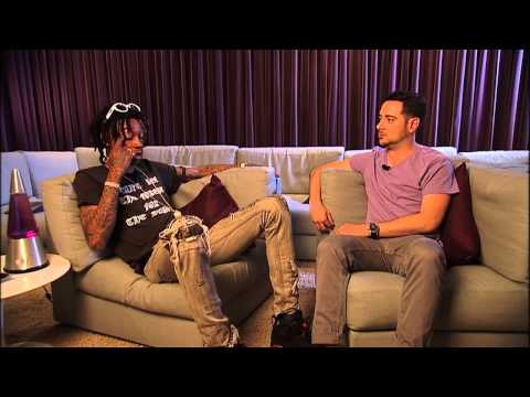 Wiz Khalifa sits down with Andrew Freund