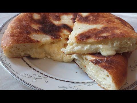 Дрожжевой пирог с сыром очень вкусно