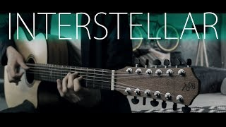 Download Lagu Hans Zimmer - INTERSTELLAR⎪12 STRING FINGERSTYLE GUITAR Gratis STAFABAND