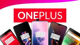 Every OnePlus Phone Launched!