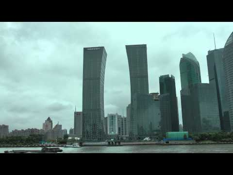 Tallest Buildings in Shanghai