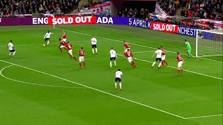 Hudson-Odoi Highlights | England 5-0 Czech EURO 2020 Qualifying