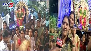 Ganesh Chaturthi Celebrations at  Devi Nagar Colony, Kavadiguda