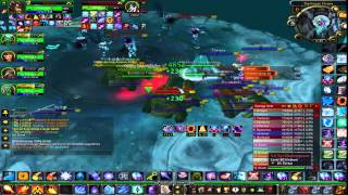 Lich King 25Heroic - Mage Fire DPS - Guild Number One