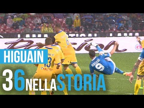 I 36 gol di Gonzalo Higuain - Serie A TIM 2015/2016